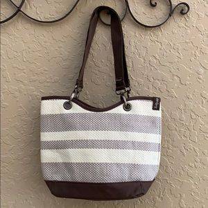 Thirty one Canvas Tote Bag NWOT